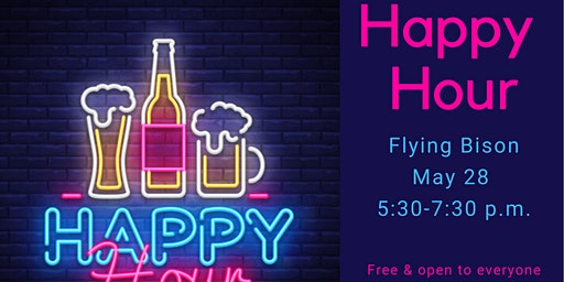 YNPN Greater Bflo Spring Happy Hour