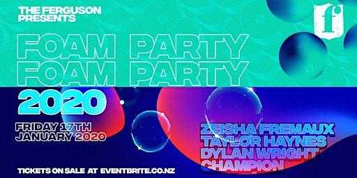 Foam Party 2020
