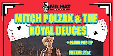 Mitch Polzak & The Royal Deuces Sugartown Get-Down tickets