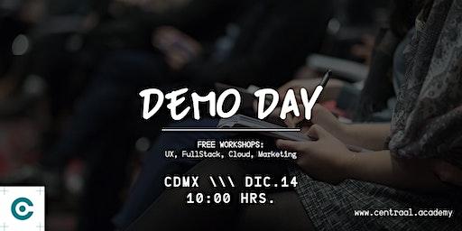DEMO DAY - Centraal Academy // WORKSHOP // CDMX