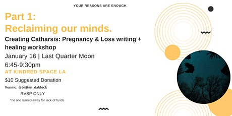 Abortion Support Series Part 1:Reclaiming our minds tickets