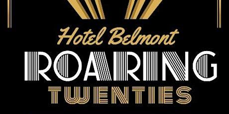 Hotel Belmont Roaring Twenties NYE tickets
