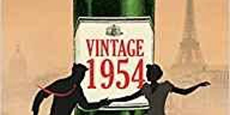 "Wine & Book Club for ""Vintage 1954"" by Antoine Laurain tickets"