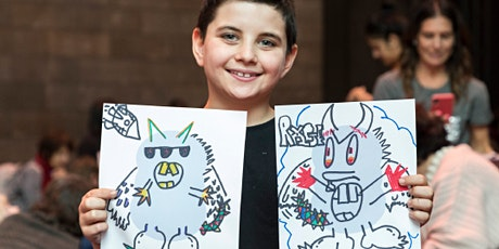 NGV Art on Tour - Monster Mania tickets