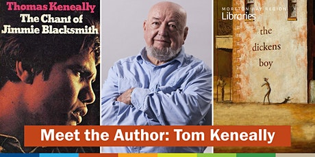 CANCELLED: Meet the Author: Tom Keneally - North Lakes Library tickets