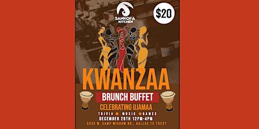 Sankofa Kitchen: Kwanzaa Brunch Buffet