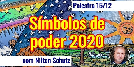 Palestra Símbolos de Poder 2020 – Nilton Schutz ingressos