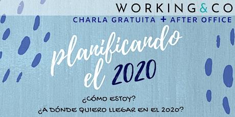 Planificando el 2020 • Working&Co entradas