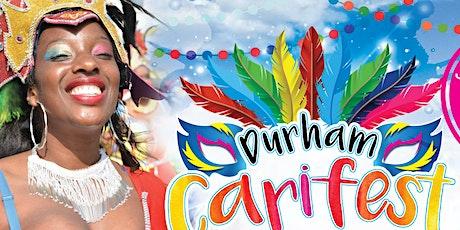 Durham Carifest tickets
