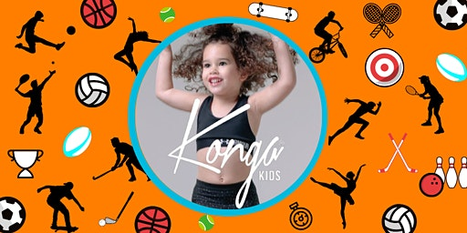 Konga Kids - Session 3 (5 to 12 years)*