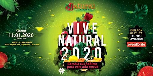 Vive Natural 2020
