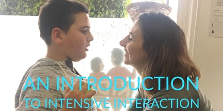 An Introduction to Intensive Interaction Workshop tickets