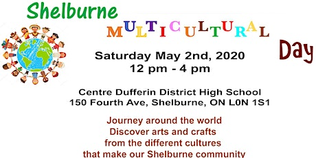 2020 Shelburne Multicultural Day tickets