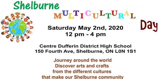 2020 Shelburne Multicultural Day
