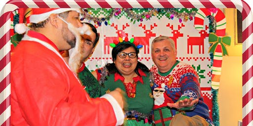 2nd Annual Believe In Smeve Ugly Sweater Party