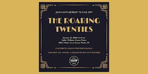 KWYP Detroit Roaring 20s Holiday Soiree