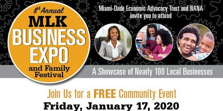 MDEAT 8th Annual MLK Business Expo and Family Festival tickets