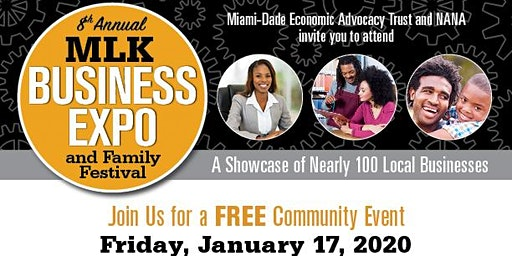 MDEAT 8th Annual MLK Business Expo and Family Festival