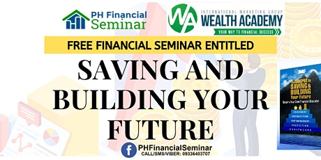 Saving and Building Your Future Cebu City tickets