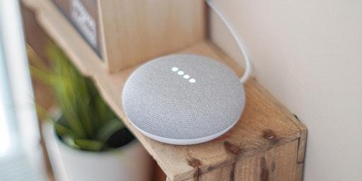 Paddington Tech Bites: Voice Activated Technology