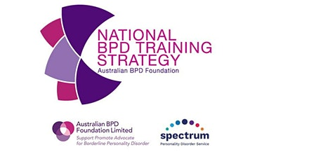POSTPONED BPD  2-day Workshop (Expression of Interest ONLY) - MELB tickets
