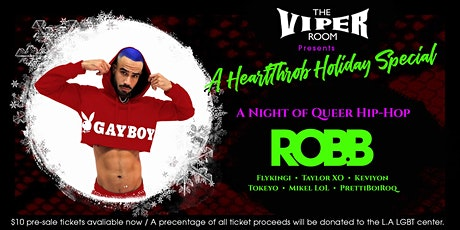A HEARTTHROB HOLIDAY SPECIAL ! A NIGHT OF QUEER HIP-HOP tickets