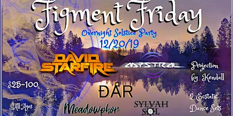 Figment Fridays: Overnight Solstice Party and Ecstatic Dance tickets