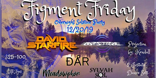 Figment Fridays: Overnight Solstice Party and Ecstatic Dance