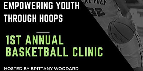 Empowering the Youth Through Hoops 1st Annual Basketball Clinic tickets