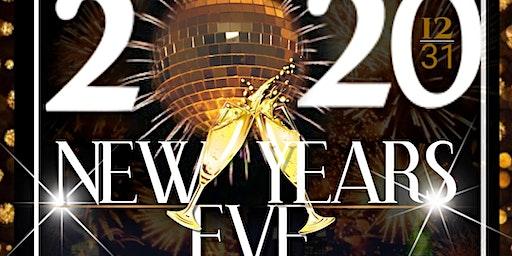 DJ O 2020 NEW YEARS EVE BASH