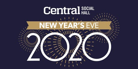 Central Social Hall New Year's Eve Party - Downtown Edmonton (Party Ticket) tickets