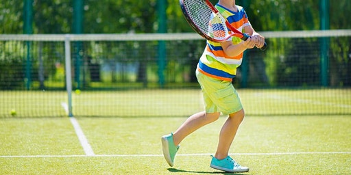 Hot Shots Tennis 4-8 year old