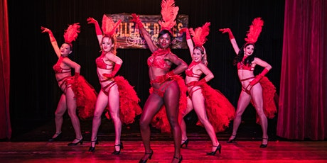 The Dollface Dames Valentine's tickets