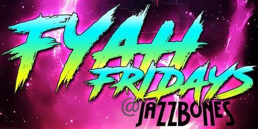 Fyah Friday//Dj DDOXX