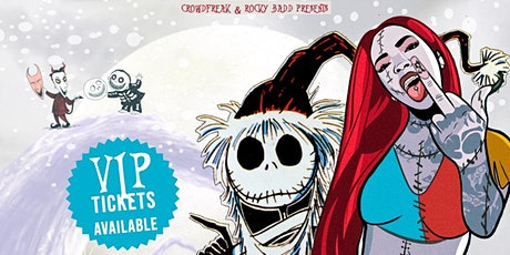 Rocky Badd: The Nightmare Before Christmas Concert 2 tickets