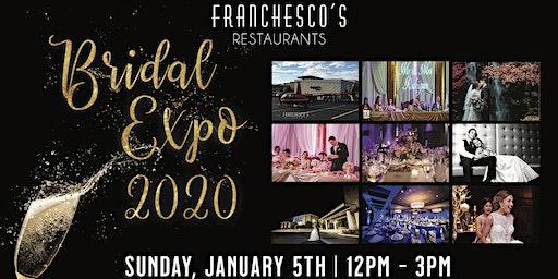 2020 Bridal Expo at Franchescos!