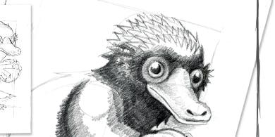Mythological Creatures Drawing Workshop