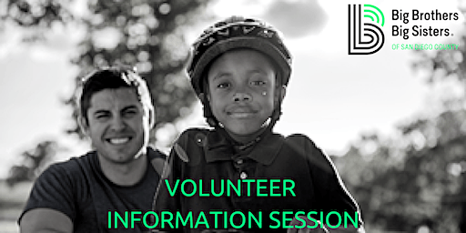 Big Brothers Big Sisters Mid-City Volunteer Info Session