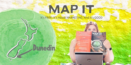 MAP IT - Free Marketing Training for Small Business Owners (DUNEDIN)
