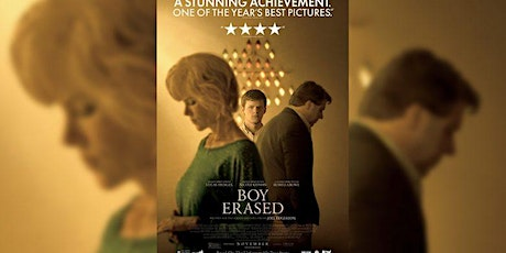 First Friday Flicks: Boy erased - Tea Gardens tickets