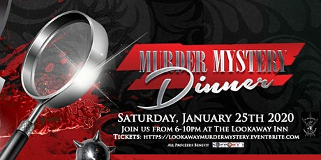 The Roaring 20's - Murder Mystery Dinner at Lookaway Hall and Inn tickets