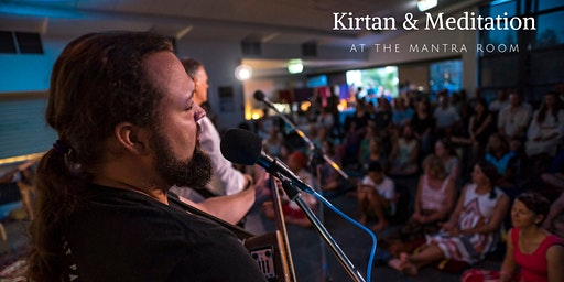 Kirtan & Meditation at The Mantra Room