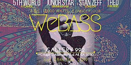 WeBASS tickets