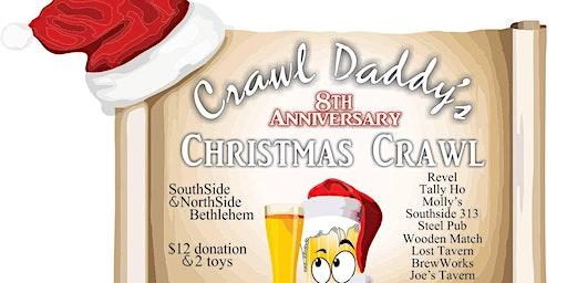 Crawl Daddy's 8th Annual Christmas Crawl