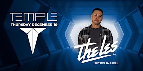 Temple Thursdays feat. The Les tickets
