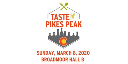 2020 Taste of Pikes Peak Vendor Registration