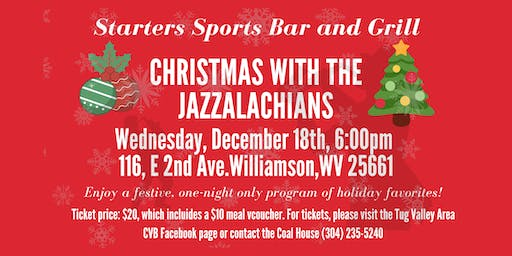 Christmas With The Jazzalachians