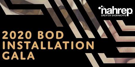 NAHREP Greater Sacramento: 2020 BOD Installation Gala tickets