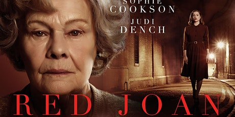 First Friday Flicks: Red Joan - Tea Gardens tickets