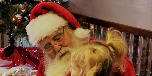 Last Chance to Visit Santa at Mary's Mountain Cookies - Belton